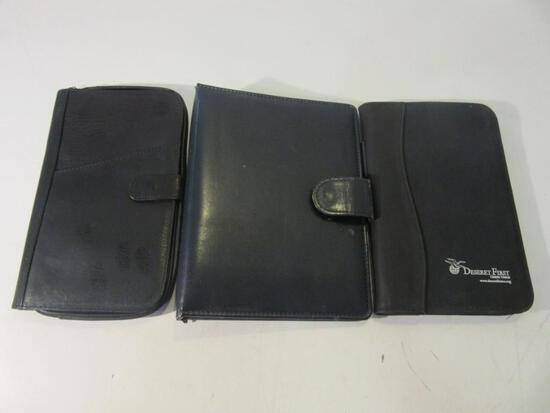 Lot of 3 Planners incl Brands: Brendan, Cambridge and Deseret First