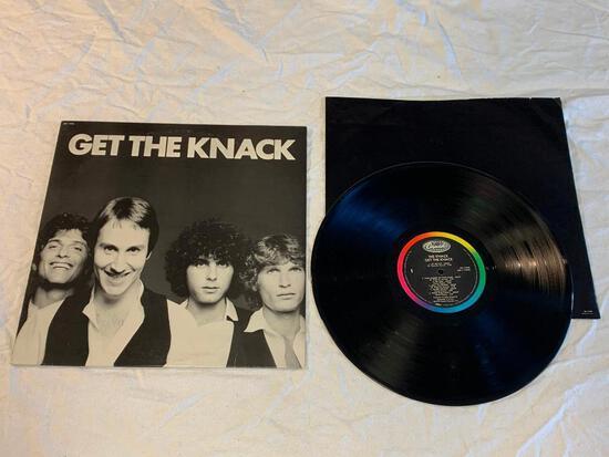 THE KNACK Get The Knack LP 1978 Album Vinyl Record My Sharona