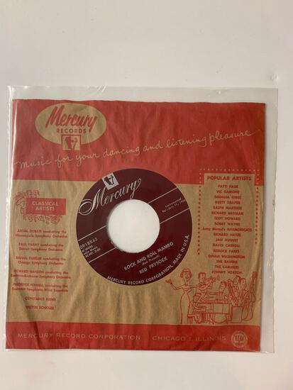Red Prysock ?? Rock And Roll Party 45 RPM 1956 Record