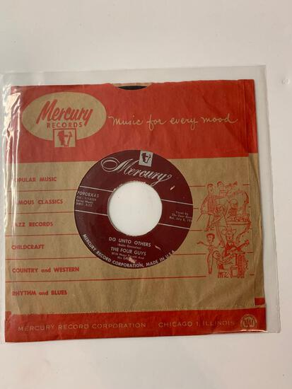 The Four Guys ?? Do Unto Others / Drive-In Rock 45 RPM 1956 Record
