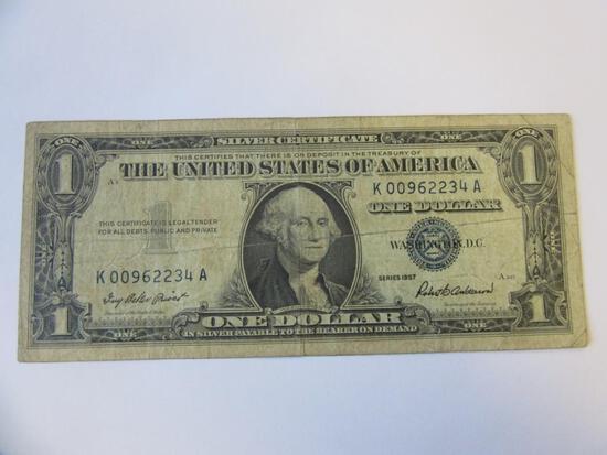 Series 1957 $1 Silver Certificate