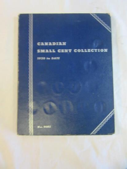 Canadian Small Cents Collection 1920 to Date (26 Small Cents)