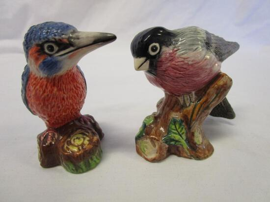Set of 2 Royal Doulton 2005 Bird Figurines