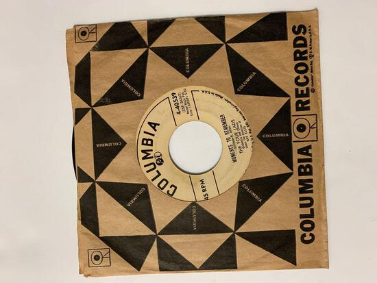 THE FOUR LADS Moments To Remember 45 RPM 1955 Record