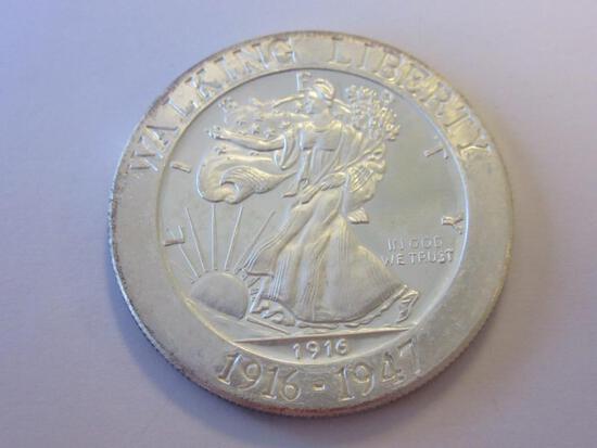 .999 Silver 1oz 1916 Walking Liberty Bullion