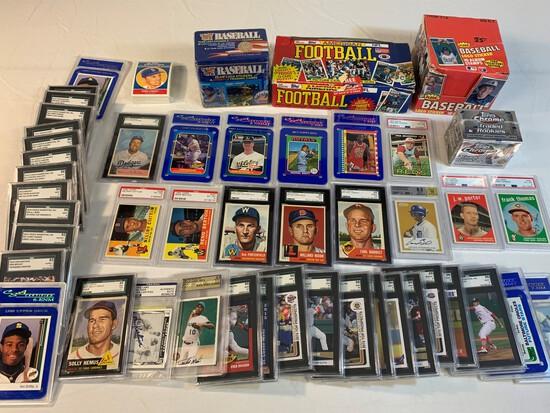 Jexters Sports Cards Auction - 8/2/2020