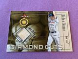 HIDEO NOMO 2001 Fleer Baseball Game Used BAT Card