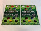 2 2011 Southern League Baseball All Star Programs