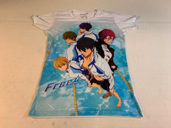 FREE! Anime T-Shirt Size Large