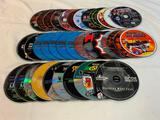 Lot of 36 Loose CD PC Games