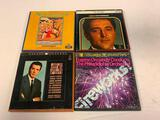 Lot of 4 Vintage Reel to Reel Tapes Classical