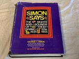 GEORGE T. SIMON Simon Says: The Sights and Sounds of the Swing Era 1935-1955