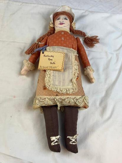Kentucky Rag Doll NEW