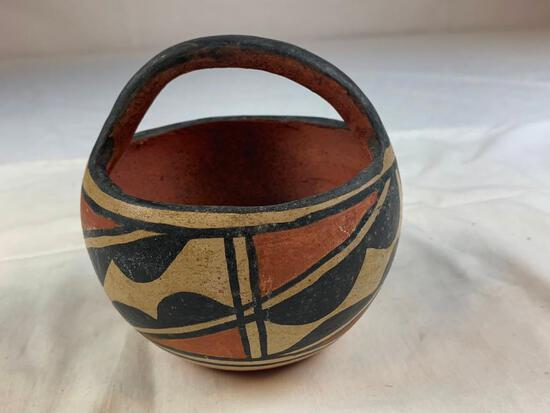 Small Indian Pottery Bowl