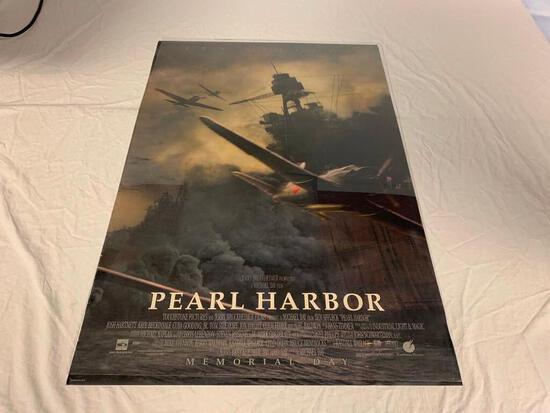 PEARL HARBOR Original DS Movie Poster 2001