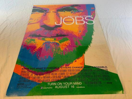 Steve JOBS Apple Computers DS Movie Poster 2015