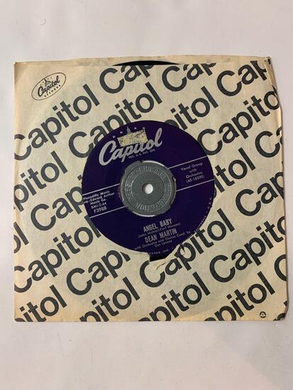 DEAN MARTIN I'll Gladly Make The Same Mistake Again 45 RPM 1958 Record