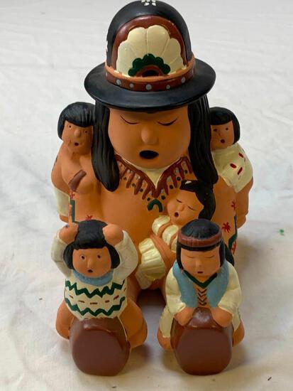 House Of Lloyd Native American Indians Figure