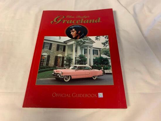1982 ELVIS PRESLEY Graceland Official Guide