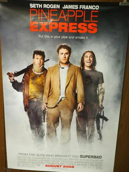 PINEAPPLE EXPRESS 2008 Movie Poster