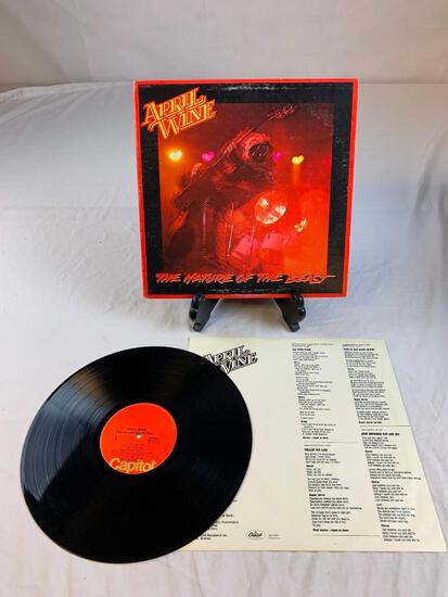 APRIL WINE The Nature Of The Beast 1981 Album Record
