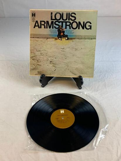 LOUIS ARMSTRONG Self Titled 1969 Album Record