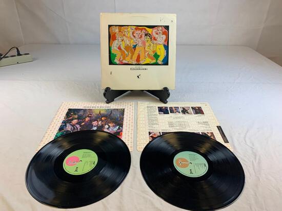 FRANKIE GOES TO HOLLYWOOD Pleasuredome 1984 2x LP
