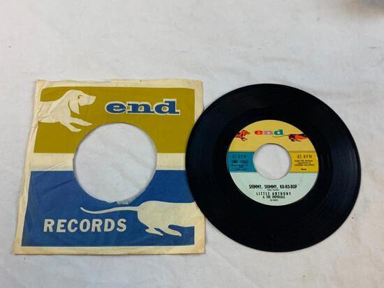 LITTLE ANTHONY Shimmy Ko Ko Bop 45 RPM 1959
