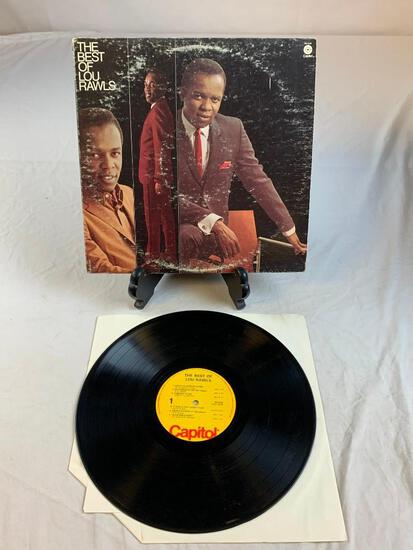 LOU RAWLS The Best Of 1974 Album Record