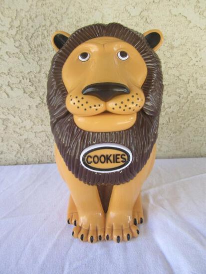 "FUN-DAMENTAL Original ""Tiger Cookie Jar"" 1999 11"""