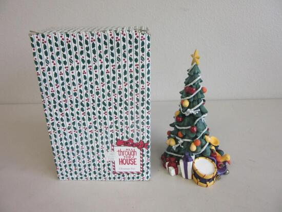 """DEPARTMENT 56 ...All Through the House """"Christmas Tree"""""""