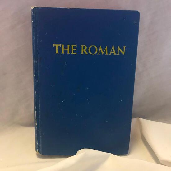 """The Roman"" Written by Mika Waltari Hardcover"
