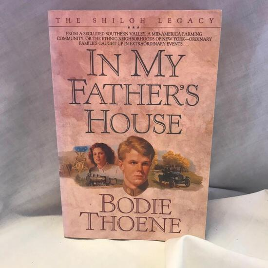 """""""In My Father's House"""" Written by Bodie Theone Paperback"""