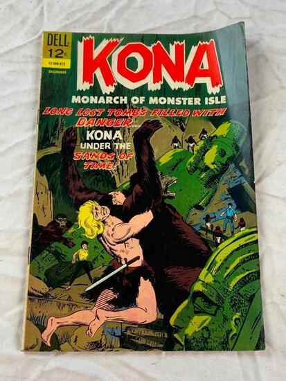 KONA #20 Dell Comics Silver Age 1966