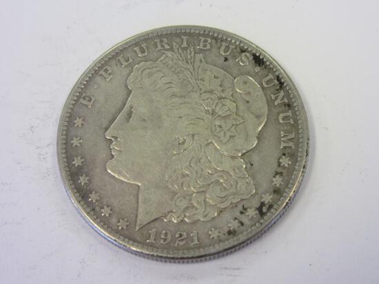 1921-S .90 Silver Morgan Dollar