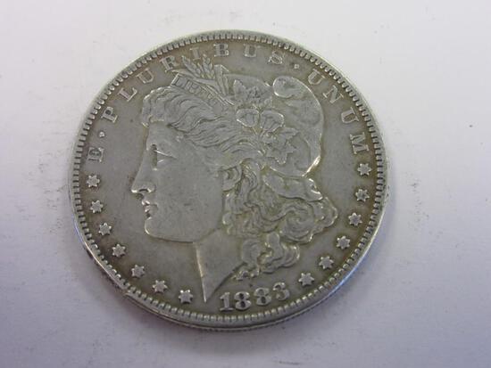 1883 .90 Silver Morgan Dollar