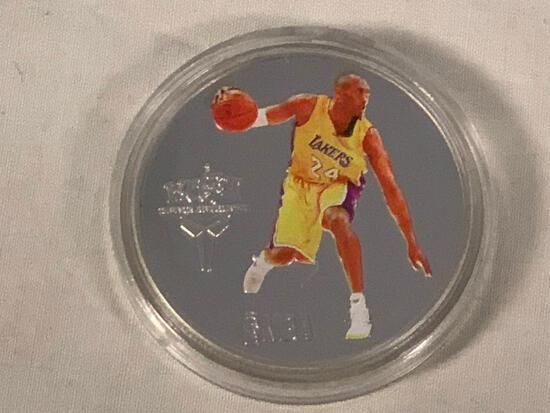 KOBE BRYANT Lakers Limited Edition Token Coin