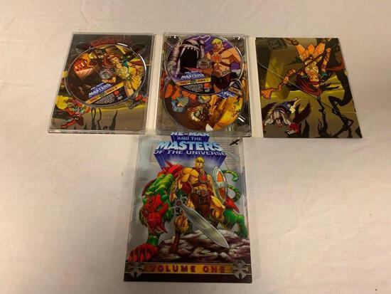 He-Man and the Masters of the Universe - Volume One 3 Disc DVD Set