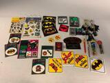 Lot of BATMAN memorabilia