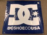 DC Shoe Company Store Display Vinyl Banner Skateboarding