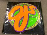 OJ WHEELS Store Display Vinyl Banner Skateboarding