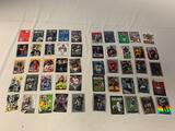 Lot of 50 Football STARS Cards