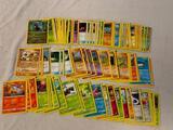 Lot of 100 Random POKEMON Trading Game Cards