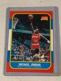 1986-87 MICHAEL JORDAN Rookie REPRINT Basketball Card