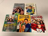 SCRUBS The Complete 1-5 Season DVD Sets