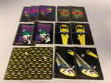 BATMAN Lot of 13 Brand New Notebooks from 1982 with The JOKER