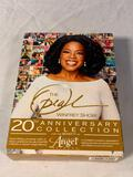 THE OPRAH WINFREY SHOW 20th Anniversary Collection 6 Disc DVD Box Set