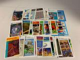 Lot of 57 Philatelic Bulletin Postal Administration Stamp Booklets 1990's-2000's