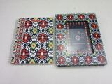 Lot of 2 Matching Design VERA BRADLEY Photo Frame and Daily Journal