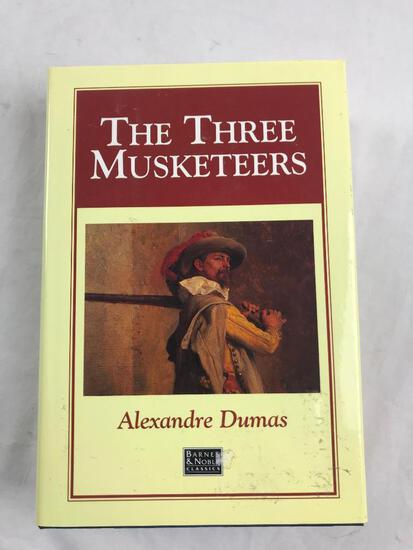 """1994 """"The Three Musketeers"""" by Alexandre Dumas HARDCOVER"""